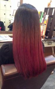 グラデーションカラー〜Pink&Purple〜