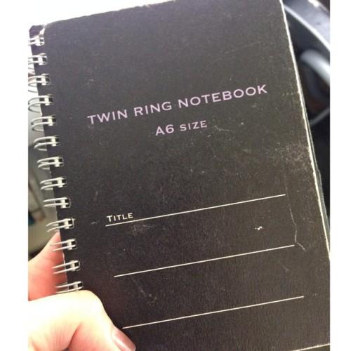 メモ帳を振り返り。