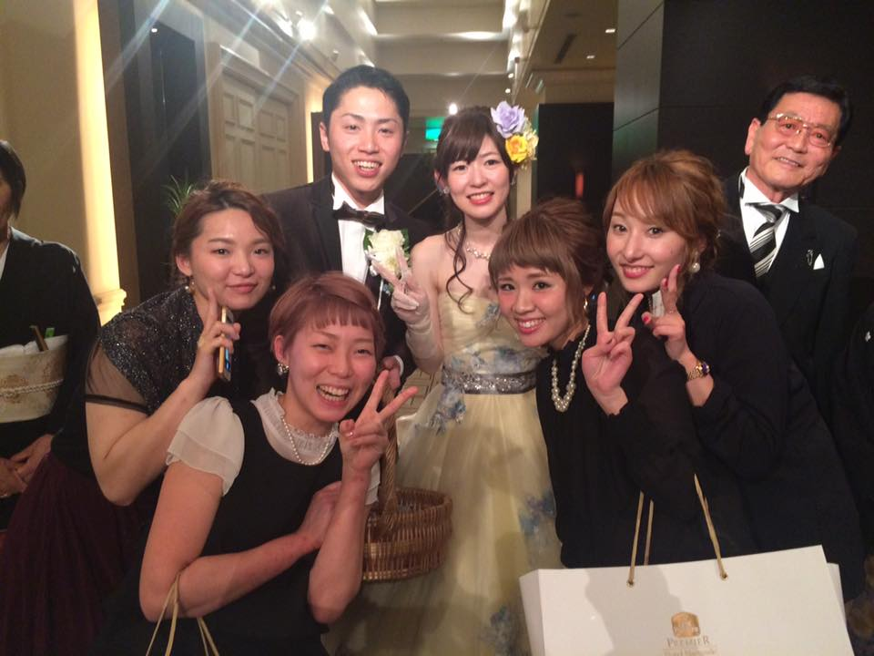 ♡HAPPY WEDDING♡