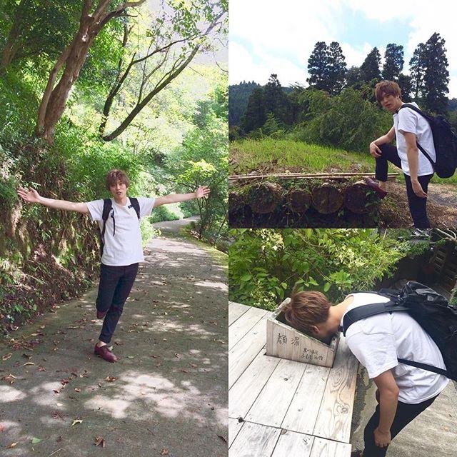 自然たっぷりな熊本に行って来ました!