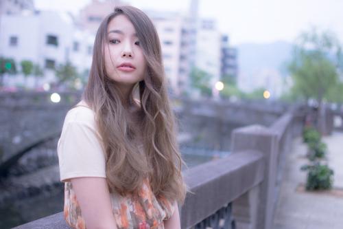 ロケ撮影「中島川沿い」