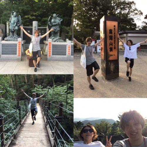 変な東京巡り。