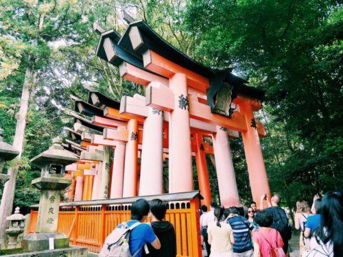 みゆきの京都旅行