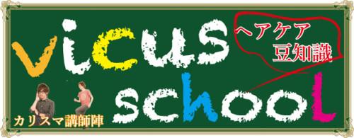 vicus school更新しました!!