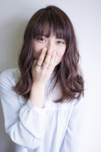 オススメ春カラー☆ピンクベージュ♪